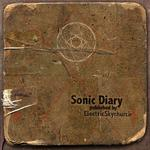 ELECTRIC SKYCHURCH - James Lumb's Sonic Diary Singles (Front Cover)