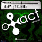 POLISYNTH - Telepathy Rumble (Front Cover)