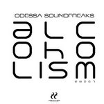 ODESSA SOUNDFREAKS - Alcoholism EP (Front Cover)