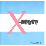 DJ ATHOS - X-house Vol 1 (Front Cover)