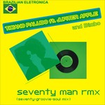 PALUDO, Ticiano feat JUPITER APPLE - Seventy Man (Seventy-Groovie-Soul Remix) (Front Cover)