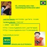 PALUDO, Ticiano feat JUPITER APPLE - Seventy Man (Seventy-Groovie-Soul Remix) (Back Cover)