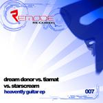 DREAM DONOR vs TIAMAT VS STARSCREAM - Heavently Guitar (Front Cover)
