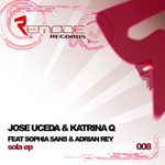UCEDA, Jose/KATRINA Q feat SOPHIA SANS/ADRIAN REY - Sola (Front Cover)