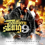 EMPIRE, The/VARIOUS - Southern Slang 9 (Front Cover)