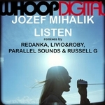 MIHALIK, Jozef - Listen (Front Cover)