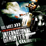 JAY Z/BIG MIKE - International Gangster (Front Cover)