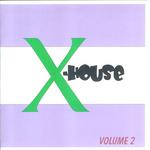 DJ ATHOS - X-house Vol 2 (Front Cover)