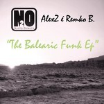 ALEXZ & REMKO B - The Balearic Funk EP (Front Cover)