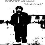 ARMANI, Robert - Next Start (Front Cover)