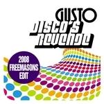 GUSTO - Disco's Revenge (Front Cover)