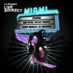 VARIOUS - Cr2 Live & Direct Presents Miami Classics (Front Cover)