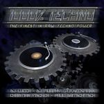 VARIOUS - 1000% Techno (Front Cover)