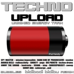 VARIOUS - Techno Upload (Front Cover)