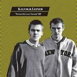 KALVIK & LEINER - Kuidas Me Laivi Tegime EP (Back Cover)