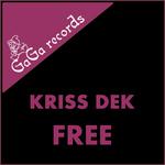 KRISS DEK - Free (Front Cover)
