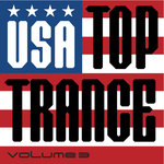 VARIOUS - USA Top Trance Vol 3 (Front Cover)