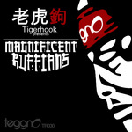 TIGERHOOK presents THE MAGNIFICENT RUFFIANSS - Magnificent Ruffians EP (Front Cover)