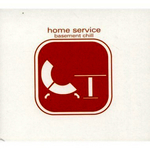 VARIOUS - Home Service - Basement Chill (Front Cover)