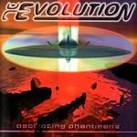 EVOLUTION - Oscillating Phenomena (Front Cover)