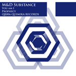 M&D SUBSTANCE - You Am I (Back Cover)