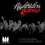 NIGHTRIDERS - Death At The Disco (remixes) (Front Cover)