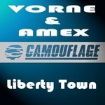 VORNE & AMEX - Liberty Town (Front Cover)