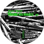 KEMIX, Scott - Hard As Nails EP (Back Cover)