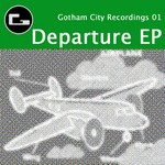 VERBOS, Mark/DAN PHYSICS/AGENT ORANGE/BECKA - Departure EP (Front Cover)