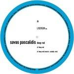 PASCALIDIS, Savas - Deep Red (Front Cover)