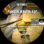 DJ KOREKT - Skolioza EP (Front Cover)