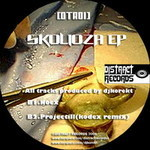 DJ KOREKT - Skolioza EP (Back Cover)