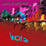 VARIOUS - Dance Of Boulevard Vol 2 (Front Cover)