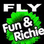 FUN & RICHIE - Fly EP (Front Cover)