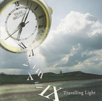 TIMESCAPE - Travelling Light (Front Cover)