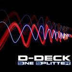 D DECK - Sine Splitter (Front Cover)