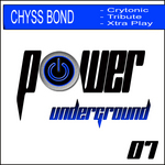 BOND, Chryss - Power 07 (Front Cover)