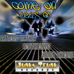 MATHER, Raymond - Come On Let's Go (Jimmy Chronic Remix) (Back Cover)
