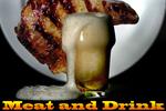 MEAT & DRINK - Ganja Man (Back Cover)
