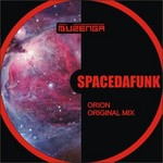 SPACEDAFUNK - Orion (Front Cover)