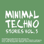 VARIOUS - Minimal Techno Stories Vol 3 (Front Cover)