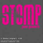GLIMMERLO, James - Stomp (Front Cover)