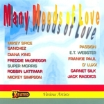 Many Moods Of Love Vol 1