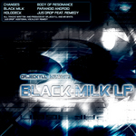 DR JECKYLL & MR WHITE - Black Milk LP (Front Cover)