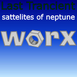 LAST TRANCIENT - Sattelites Of Neptune (Front Cover)