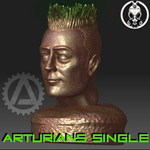 A INDUSTRYA - Arturians (Front Cover)