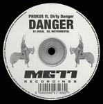 PHOKUS feat TINCHY STRYDER/DIRTY DANGER - Dem All Shot (Back Cover)