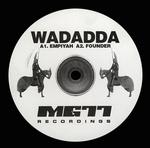 WADADDA - Empiyah EP (Front Cover)