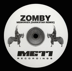 ZOMBY/DARKSTAR - Memories (Remix) (Front Cover)