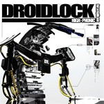 DROIDLOCK - High-Phonic For A Replicant (Front Cover)